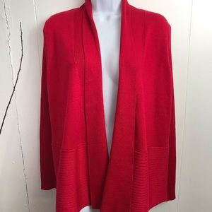 NWT open Cardigan Size L